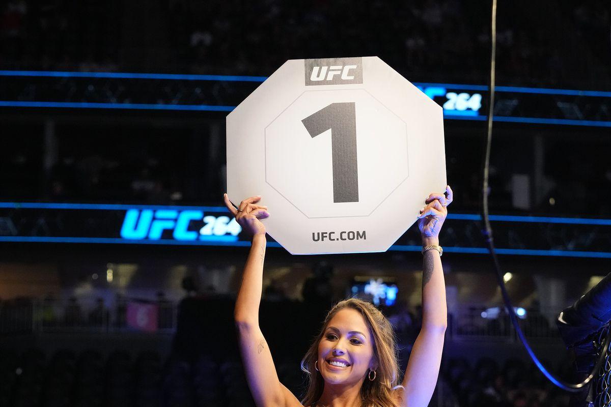 MMA: JUL 10 UFC 264