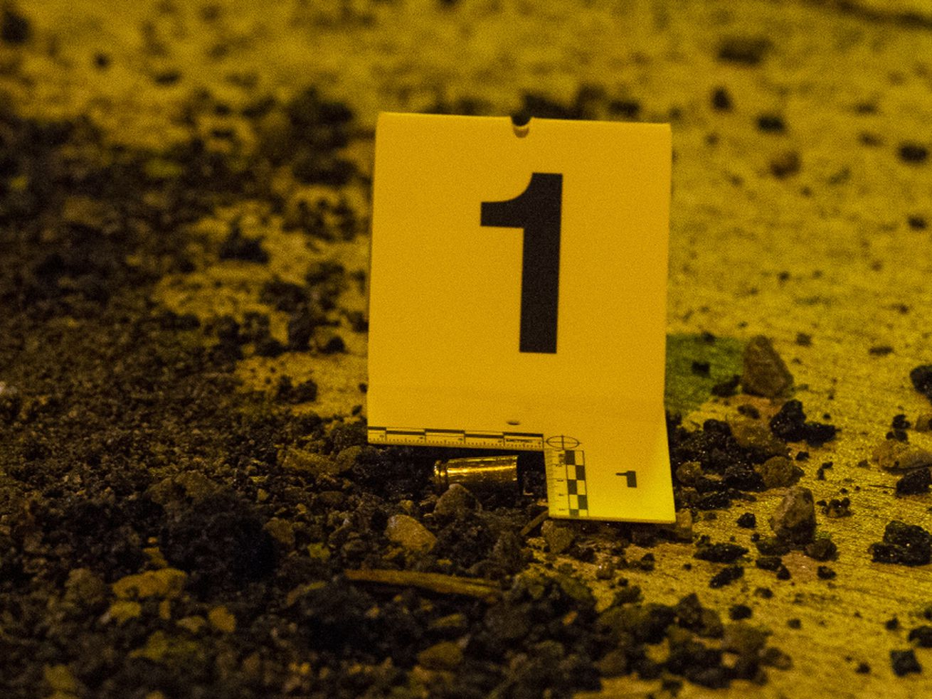 Five people were shot and one killed Oct. 9, 2019, in Chicago.