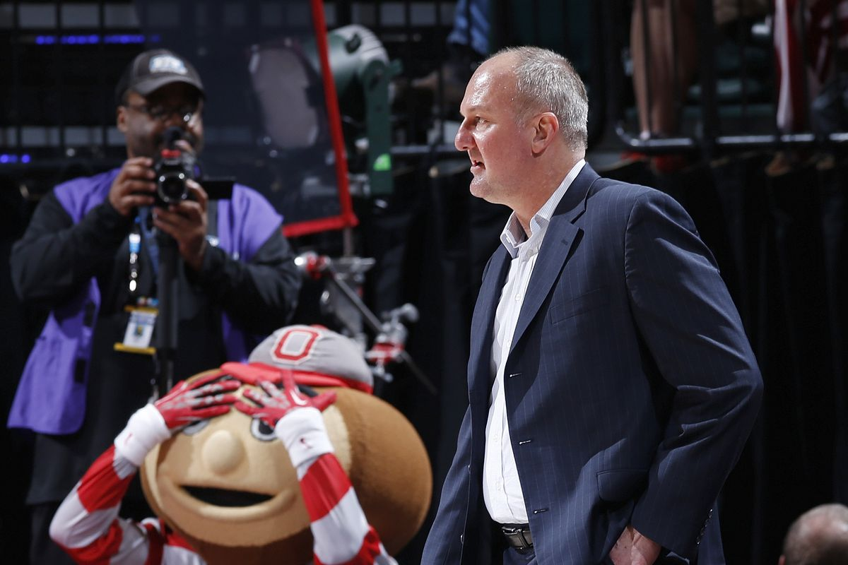 Thad Matta out as men's basketball coach at Ohio State