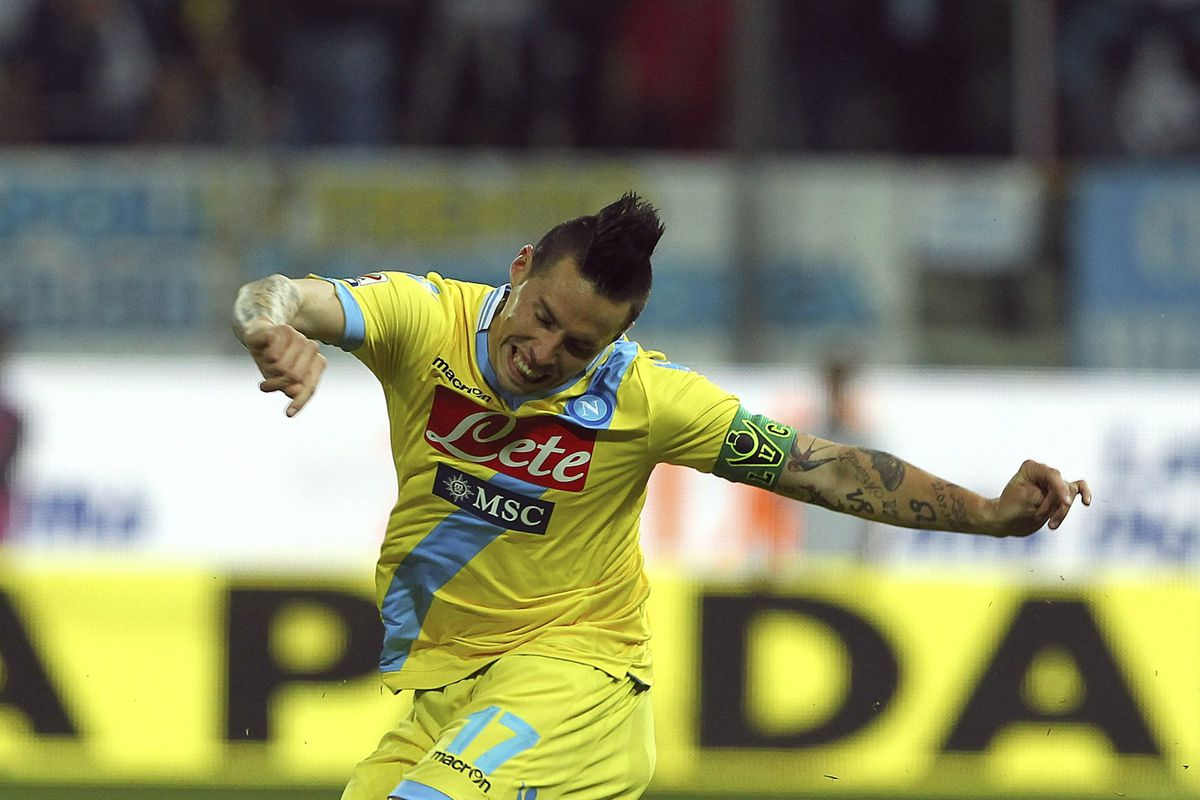 Be still my beating heart is Marek Hamsik really no longer