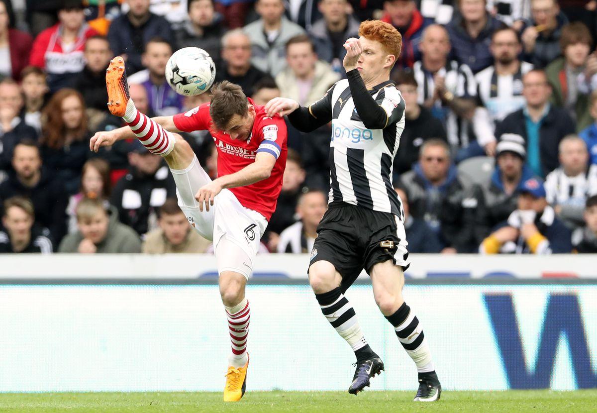 Newcastle United v Barnsley - Sky Bet Championship - St James' Park