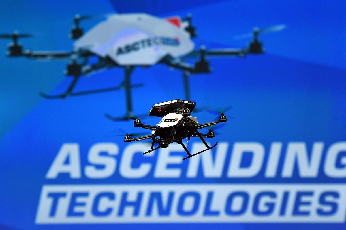Intel Follows Qualcomm Into Drone Business With German