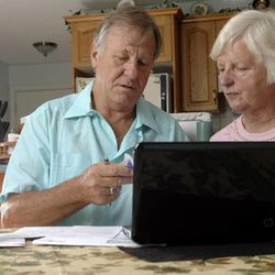 Elderly Americans have more student loan debt than ever, and those who can't pay can have their retirement benefits garnished.