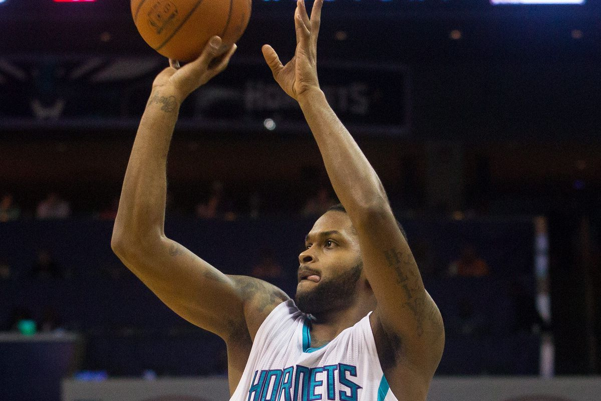 Troy Daniels showing off his impeccable form