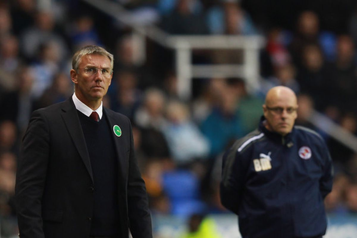 Nigel Adkins is the bookies' favourite to take over from Brian McDermott