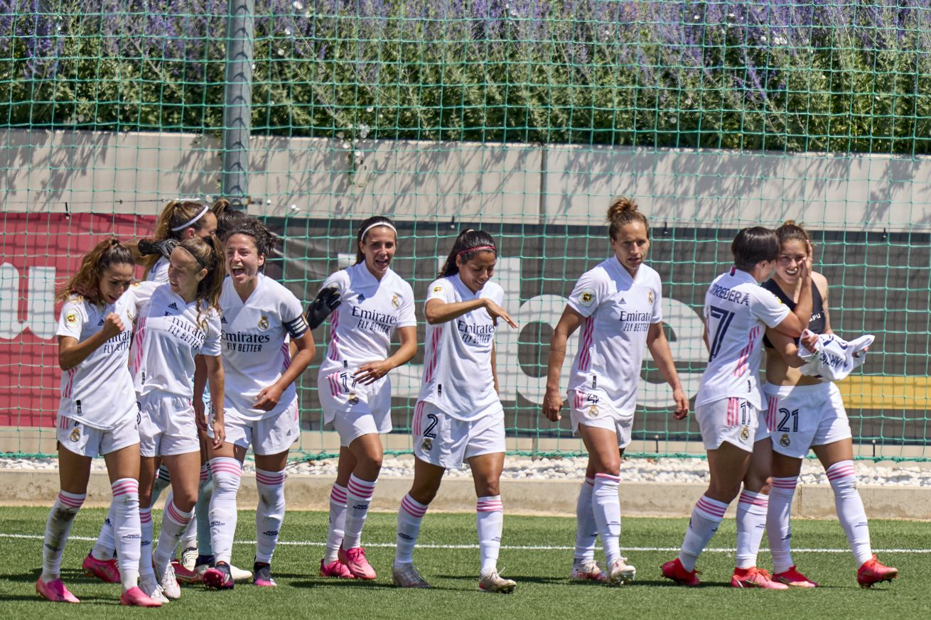 Real Madrid Femenino To Play Four of Last Season?s Top Six In First Four Matchdays Of 2021/22 League Campaign