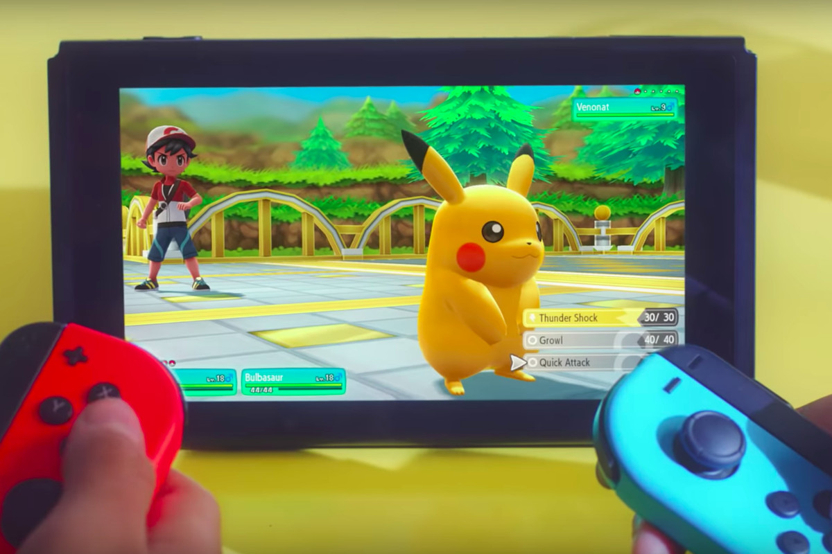 Pokémon: Let's Go is a 'starting point for the next 20 years of
