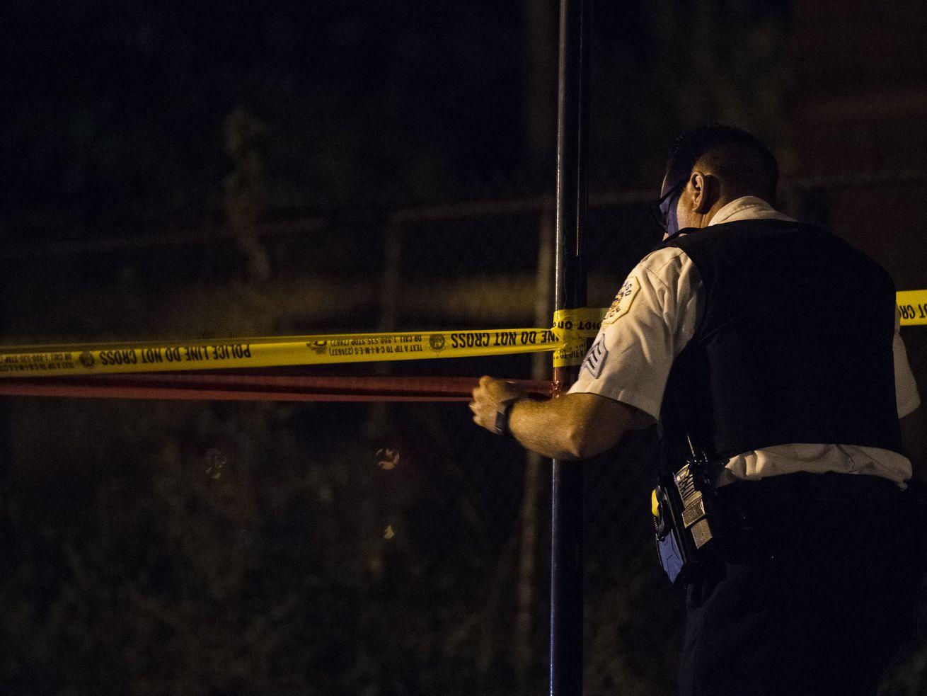 A teenage boy was shot March 10, 2021, in Washington Park.