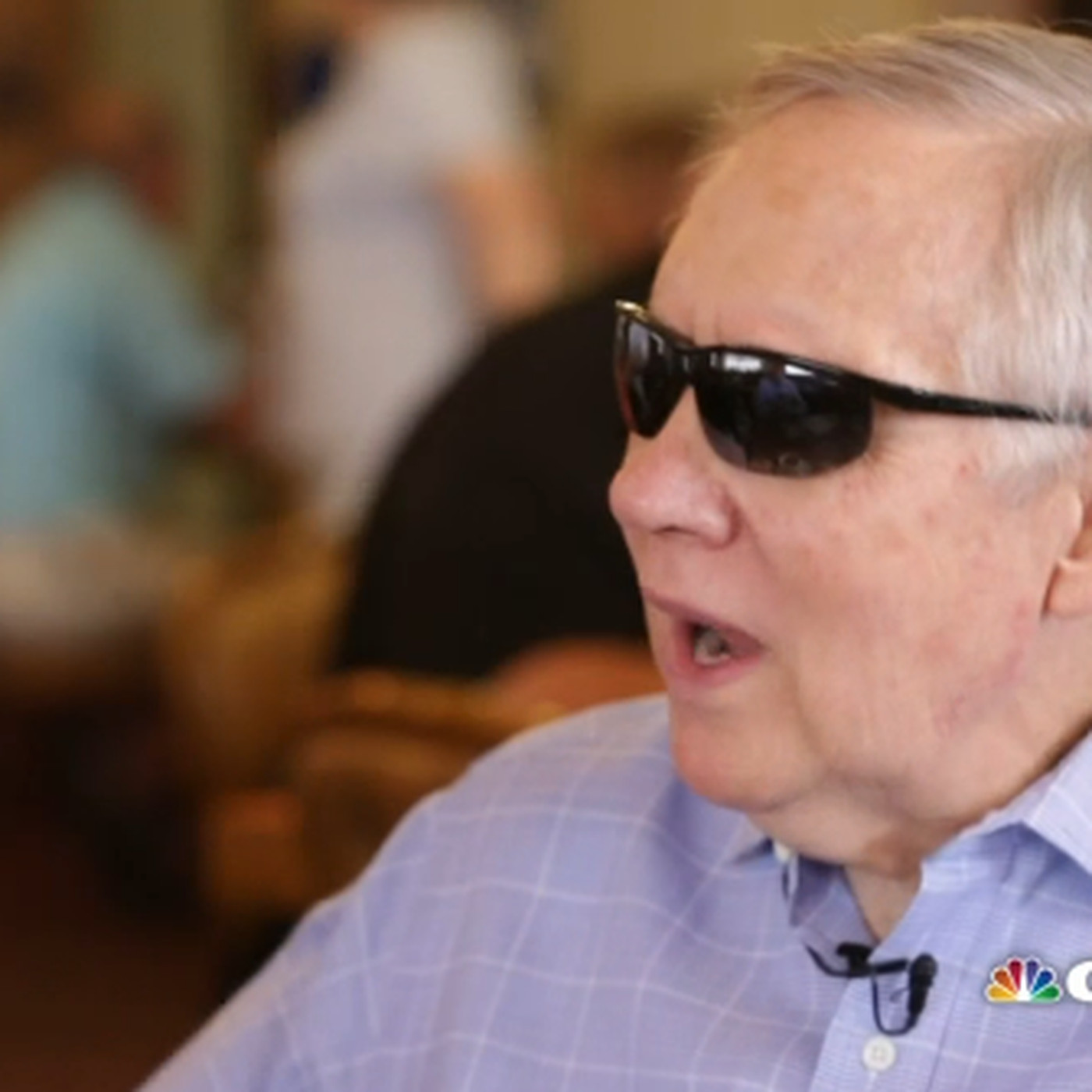 Harry Reid On Gop Losers And Lump Of Coal Mitch Mcconnell Chicago Sun Times
