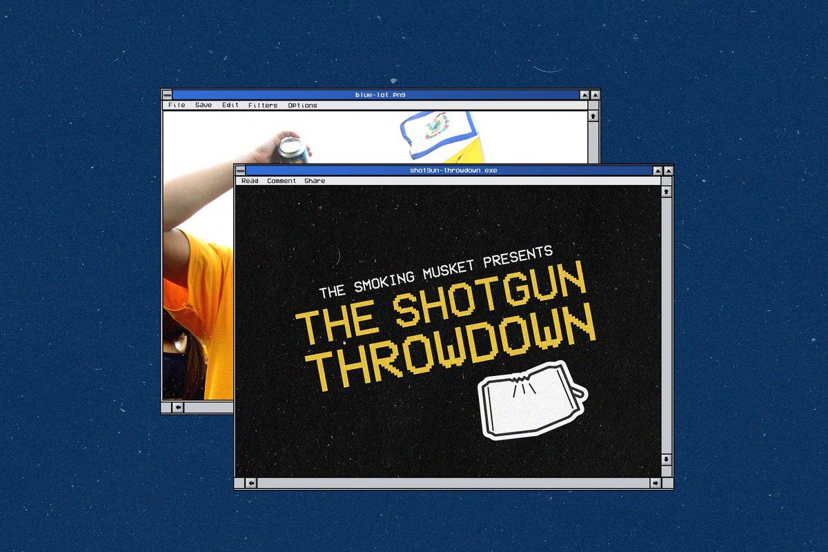 The Shotgun Throwdown