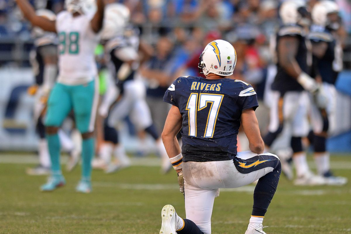 Is Philip Rivers Cooked Bolts From The Blue