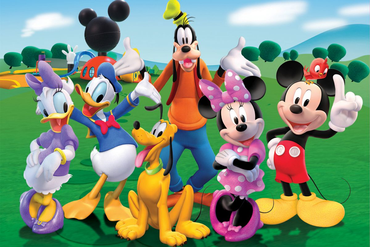 how mickey mouse is covertly training the next generation of