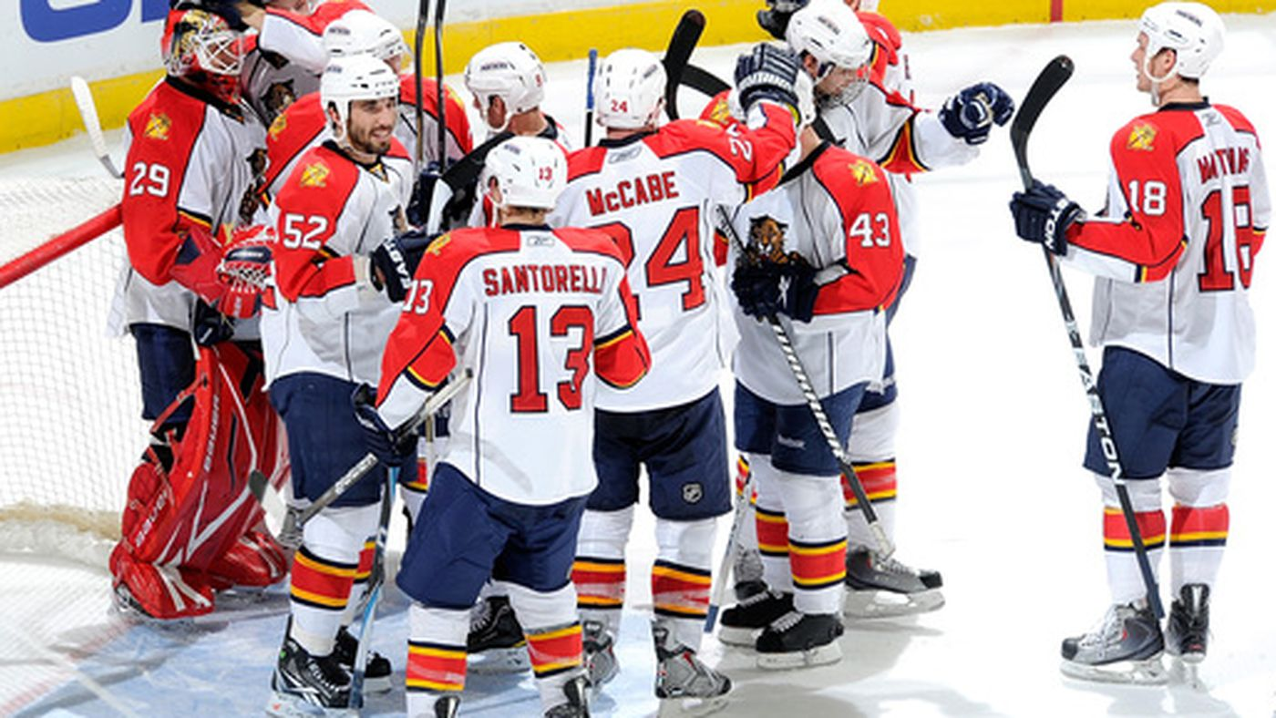 08faa3f1d Recapping The All-Time Florida Panthers Roster Countdown - Litter Box Cats