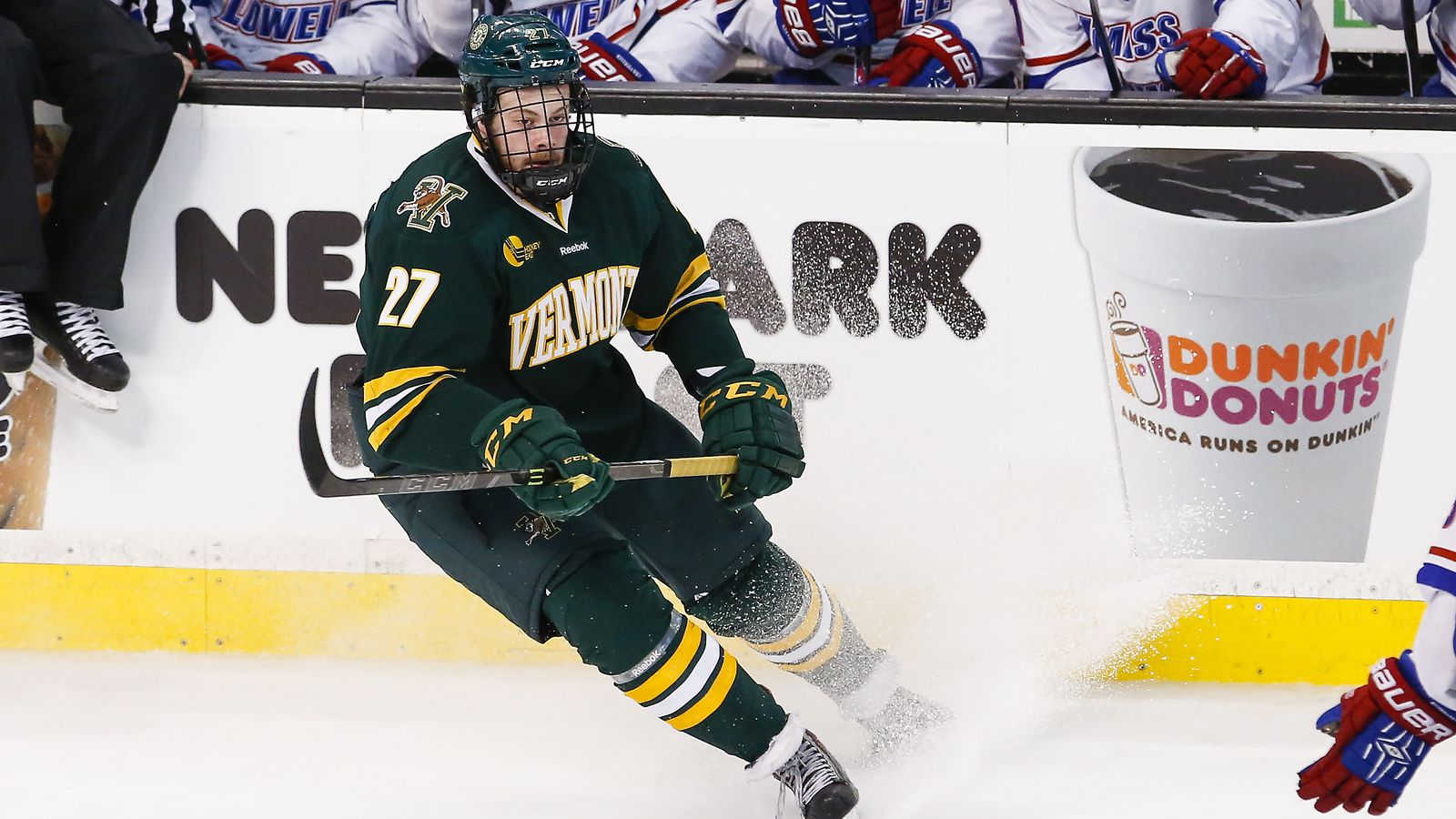 Vermont snaps four-game winless skid, downs BU in weekend ...