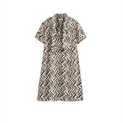 Silk dress: $99