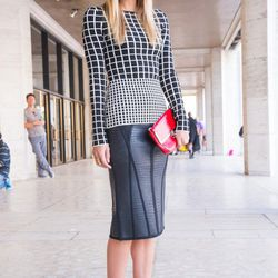 """Jacey of <a href=""""http://www.damselindior.com""""target=""""_blank"""">Damsel in Dior</a> is wearing a <a href=""""http://www.barneys.com/on/demandware.store/Sites-BNY-Site/default/Product-Show?pid=502799645&q=Ohne&index=1&utm_source=QFGLnEolOWg&utm_medium=affiliate&"""