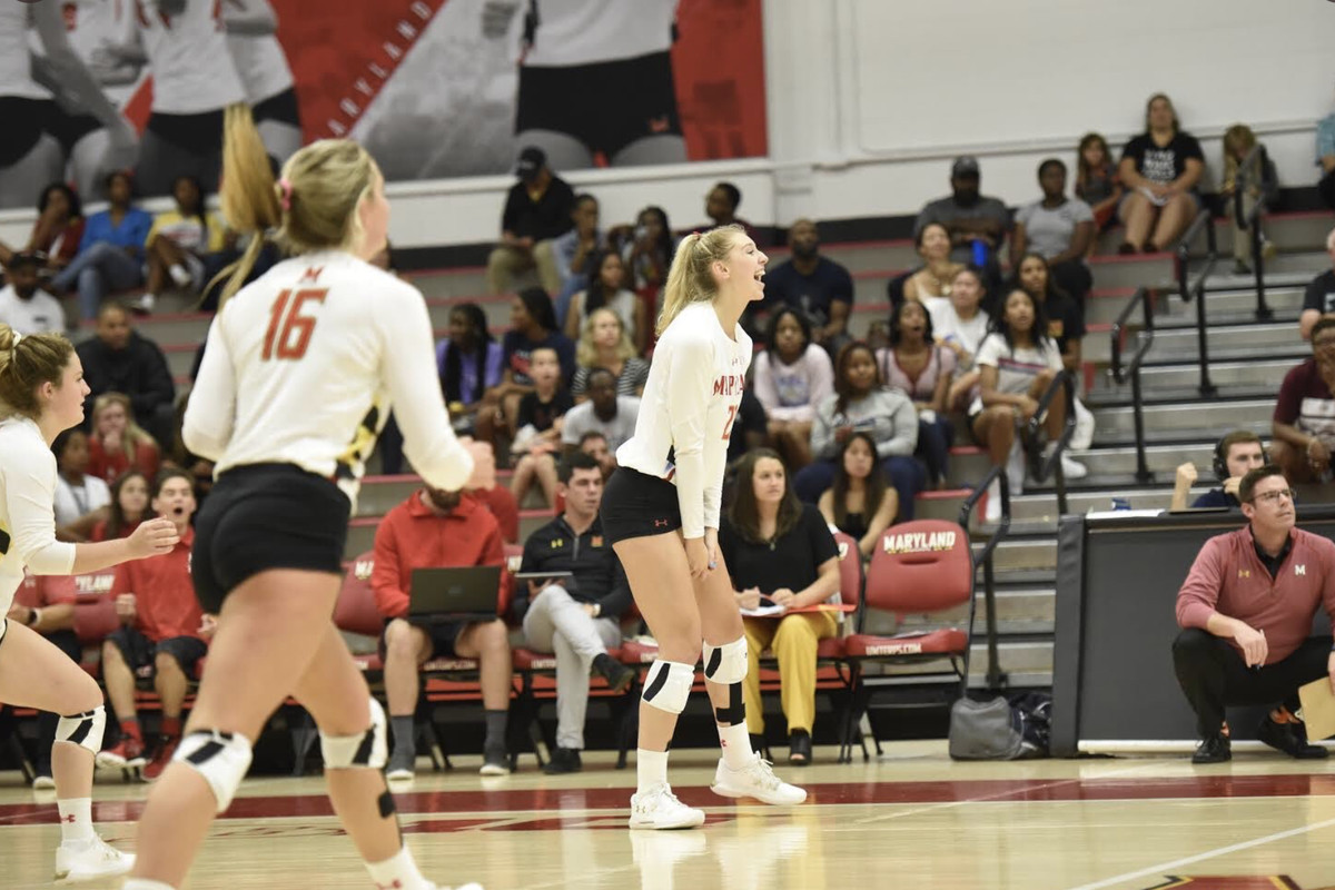 Maryland volleyball weekend preview: Maryland Invitational