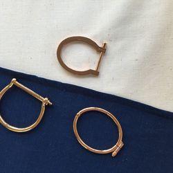 Cuffs $40 or $55