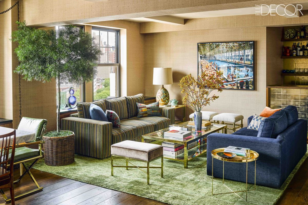 Inside Andy Cohen S Cheerful Chic West Village Duplex Curbed Ny