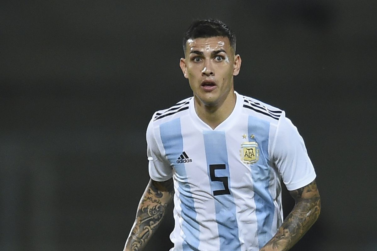 Image result for Leandro Paredes