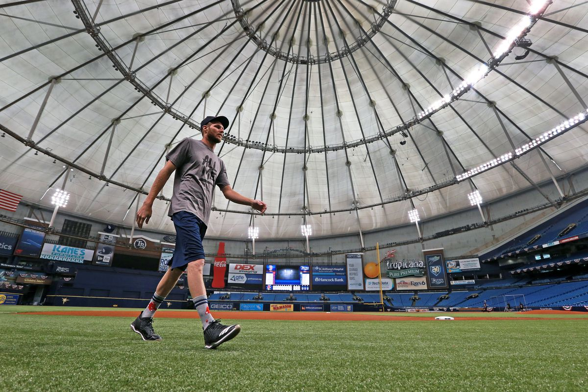 Boston Red Sox Prepare For Opening Day