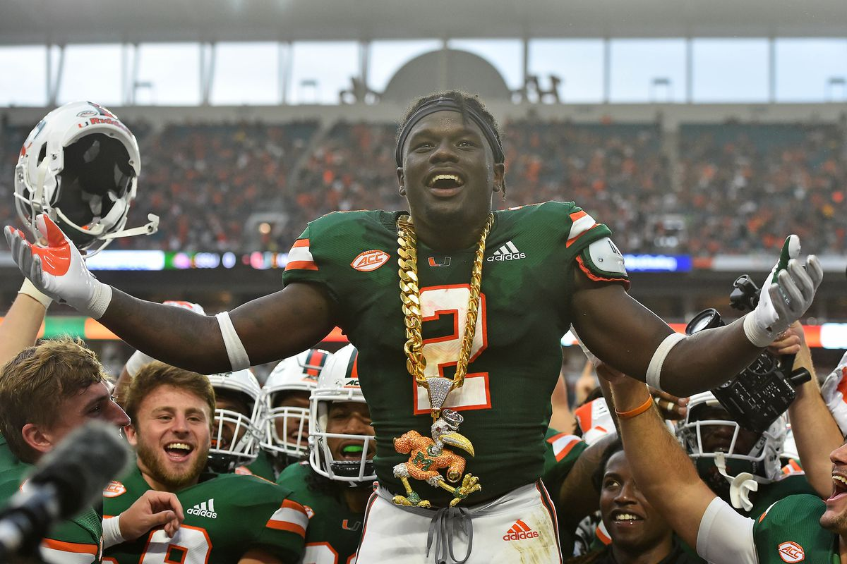 Miami's magic numbers for a win against Florida