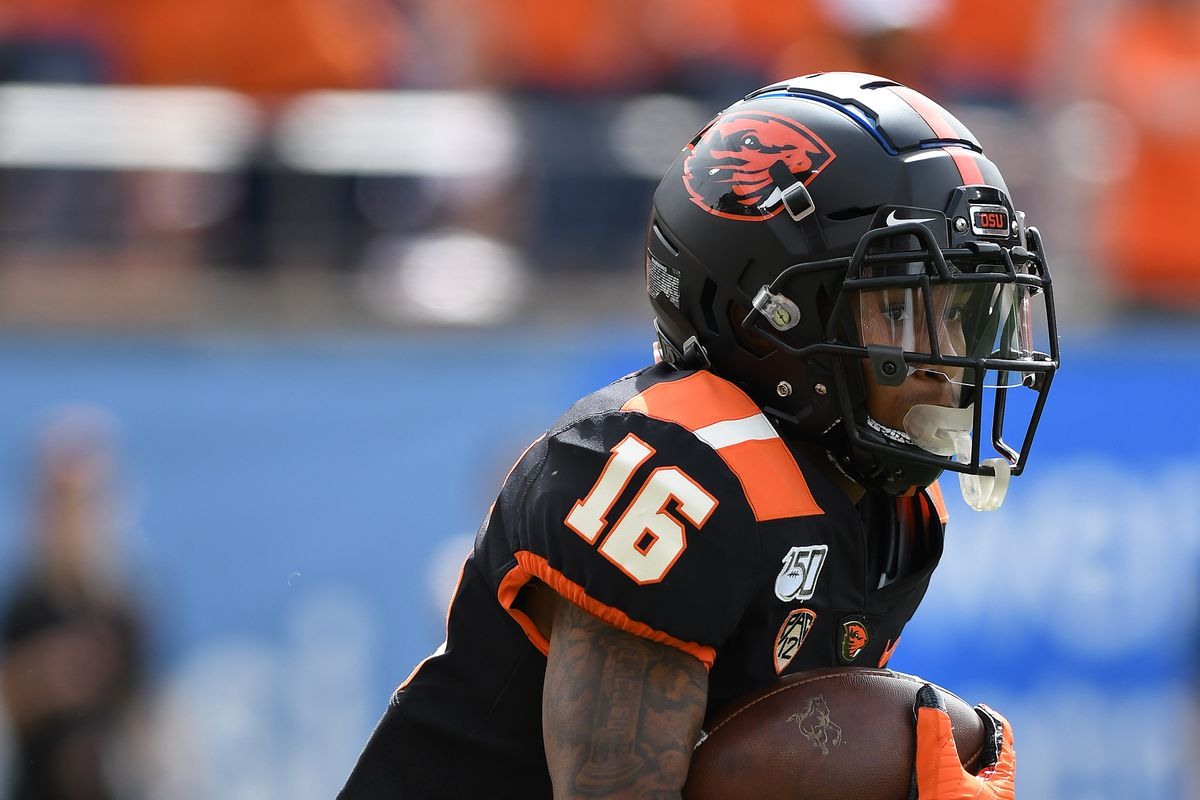 COLLEGE FOOTBALL: SEP 14 Cal Poly at Oregon State