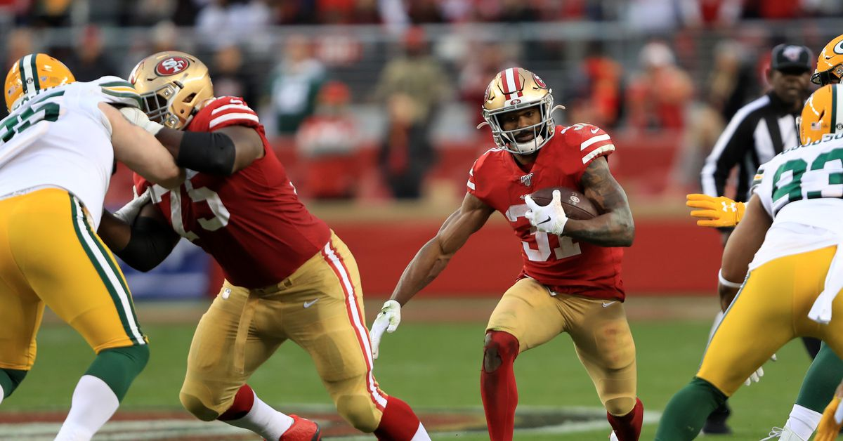 49ers mash Packers on the ground, win NFC Championship Game rematch 37-20