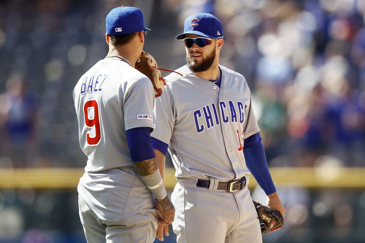 MLB: Chicago Cubs at Colorado Rockies