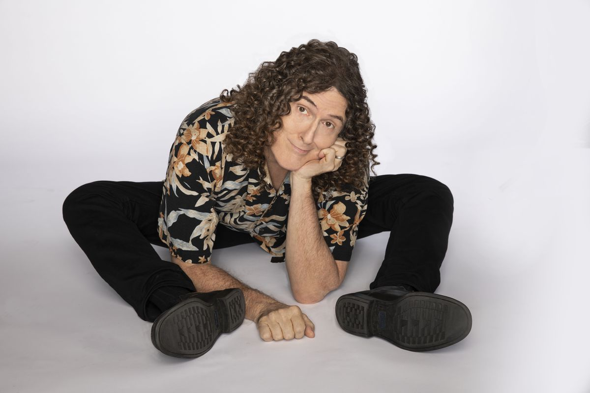 'Weird Al' Yankovic's Strings Attached tour arrives at Ravinia