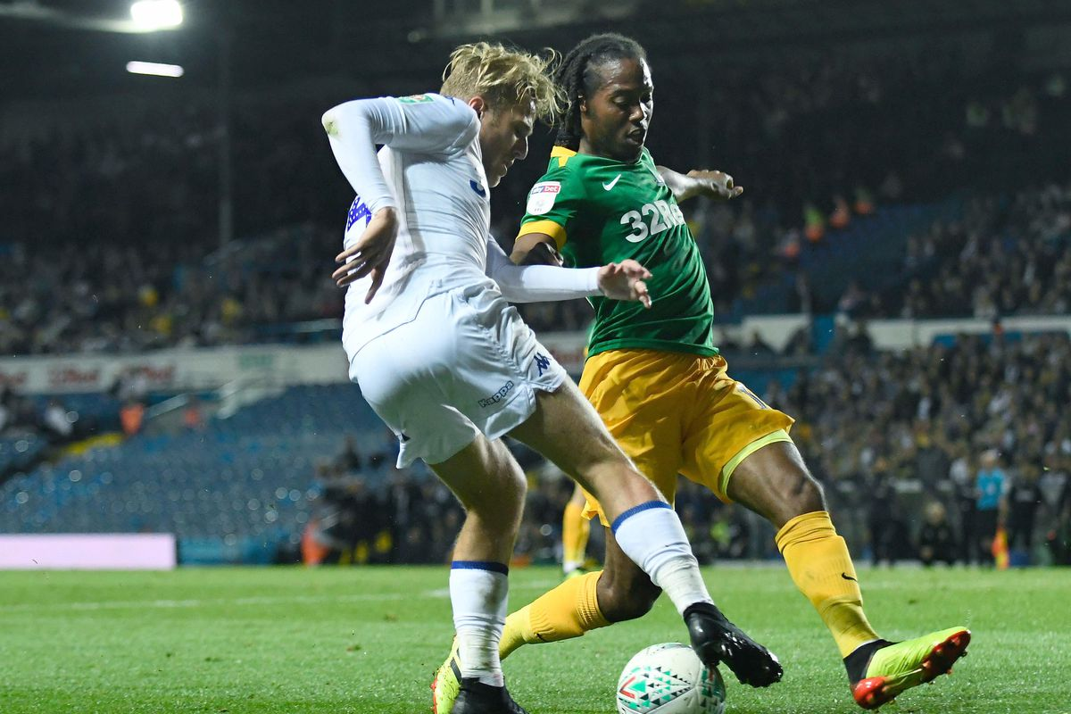 Leeds United v Preston North End - Carabao Cup Second Round