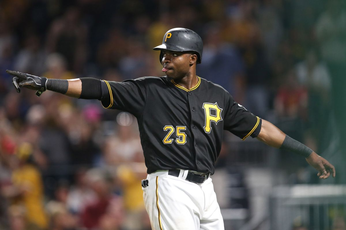 outlet store c2a38 eb40e Gregory Polanco lifts Pirates with bat, arm to 4-2 win over ...