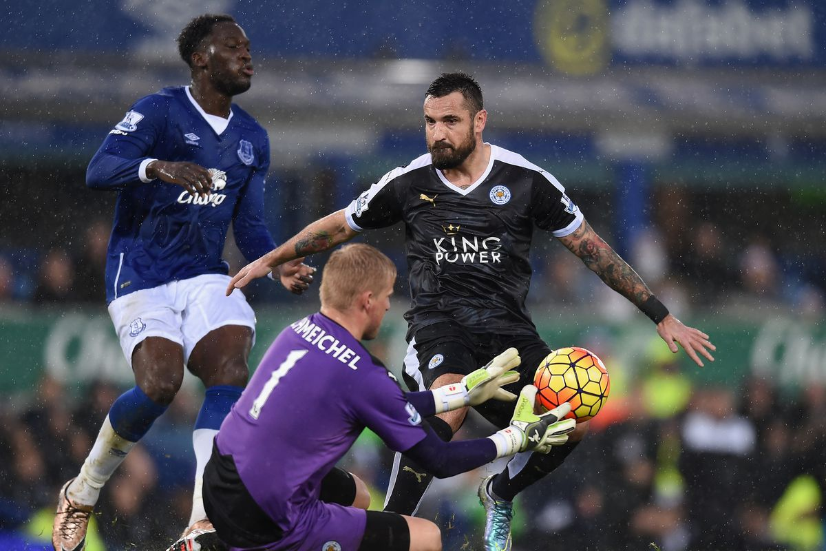Everton linked with Kasper Schmeichel move Royal Blue Mersey