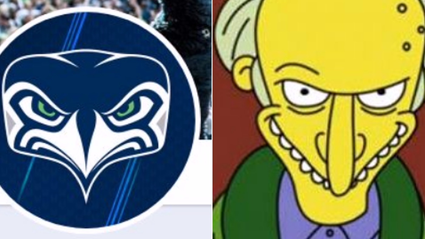 Seahawks New Logo Causes Internet To Have A Field Day Sbnation Com
