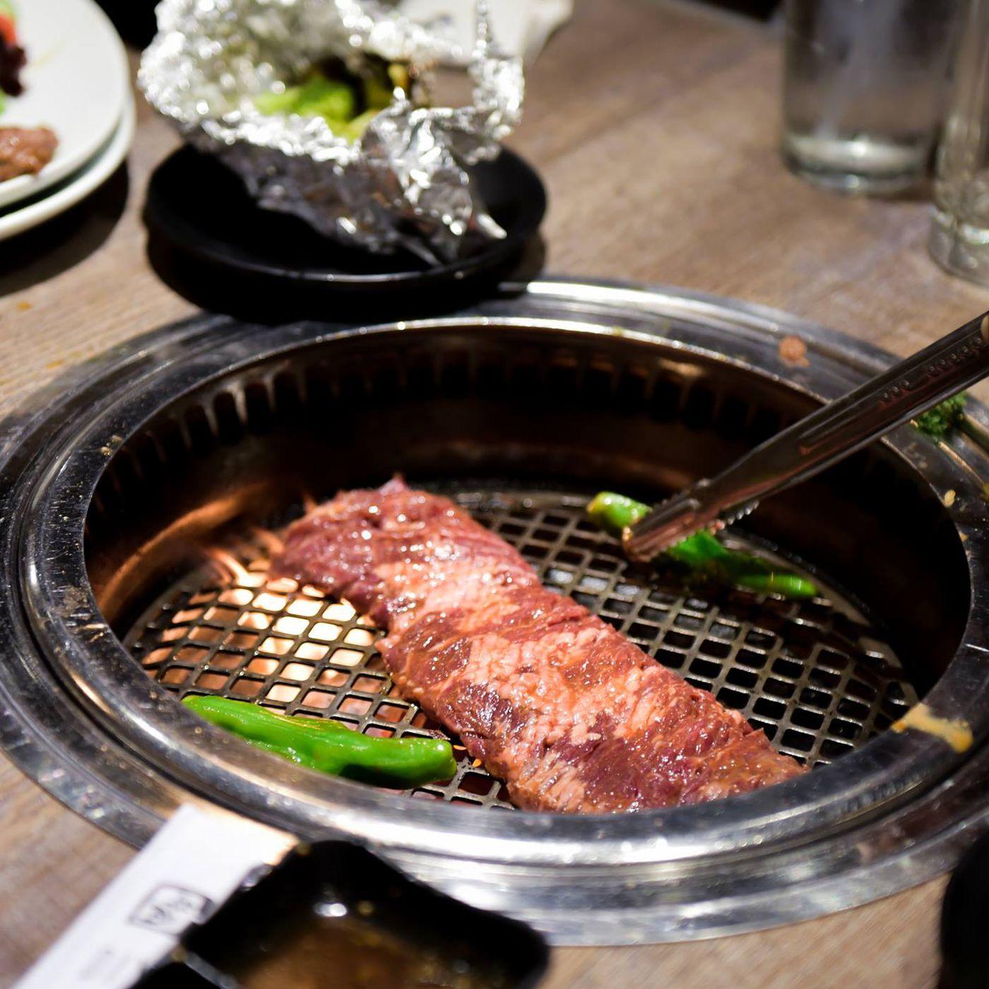 Japanese Barbecue Chain Gyu Kaku Opens Austin Restaurant Eater Austin