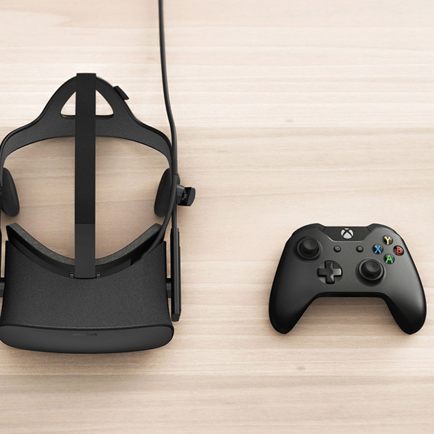Oculus Xbox Virtual Reality Integration