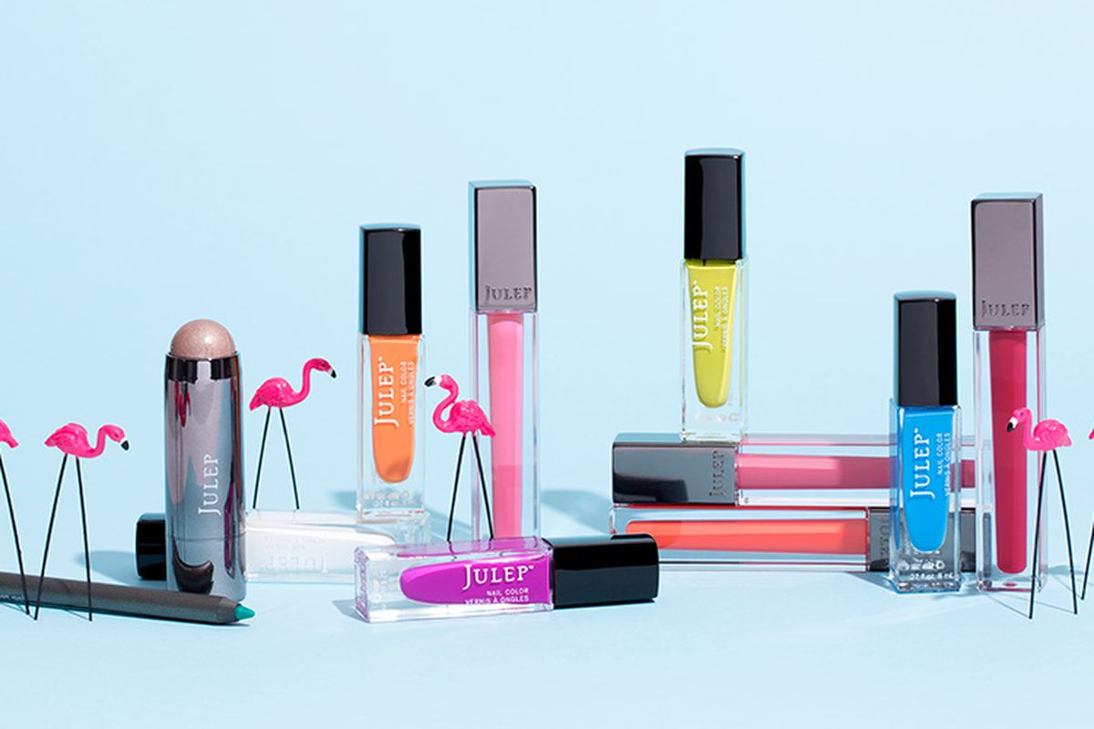 Julep beauty products