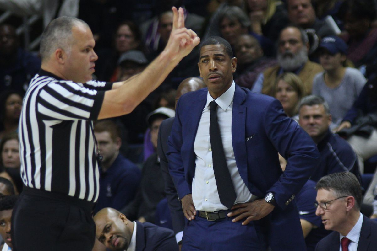 UConn men's basketball team to play SMU only once