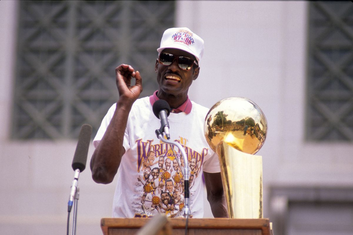Los Angeles Lakers Victory Parade, 1988 NBA Finals
