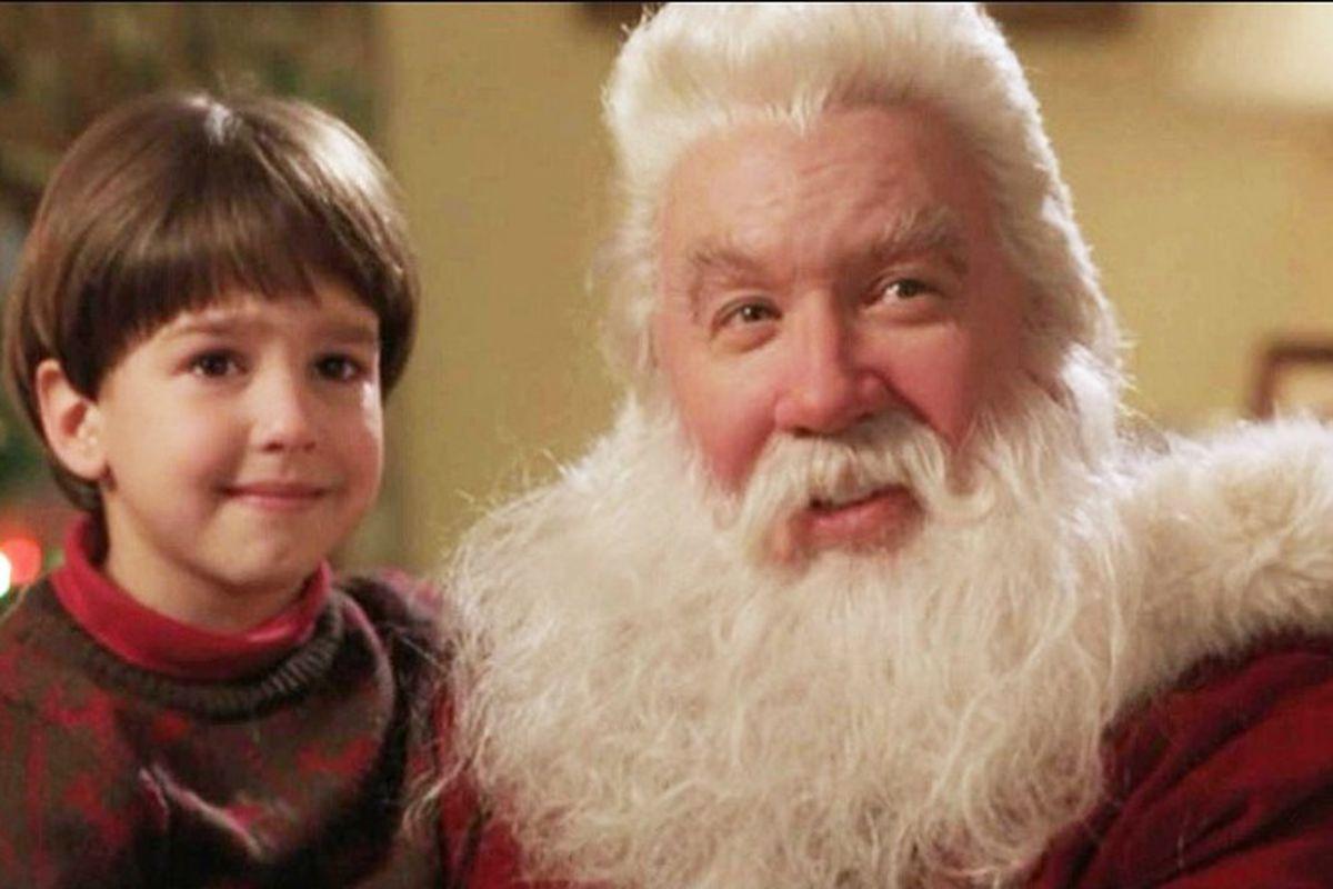 Tim Allen stars as Santa Claus in 'The Santa Clause.'