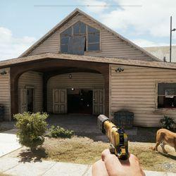 Far Cry 5 Eden's Convent silver bars