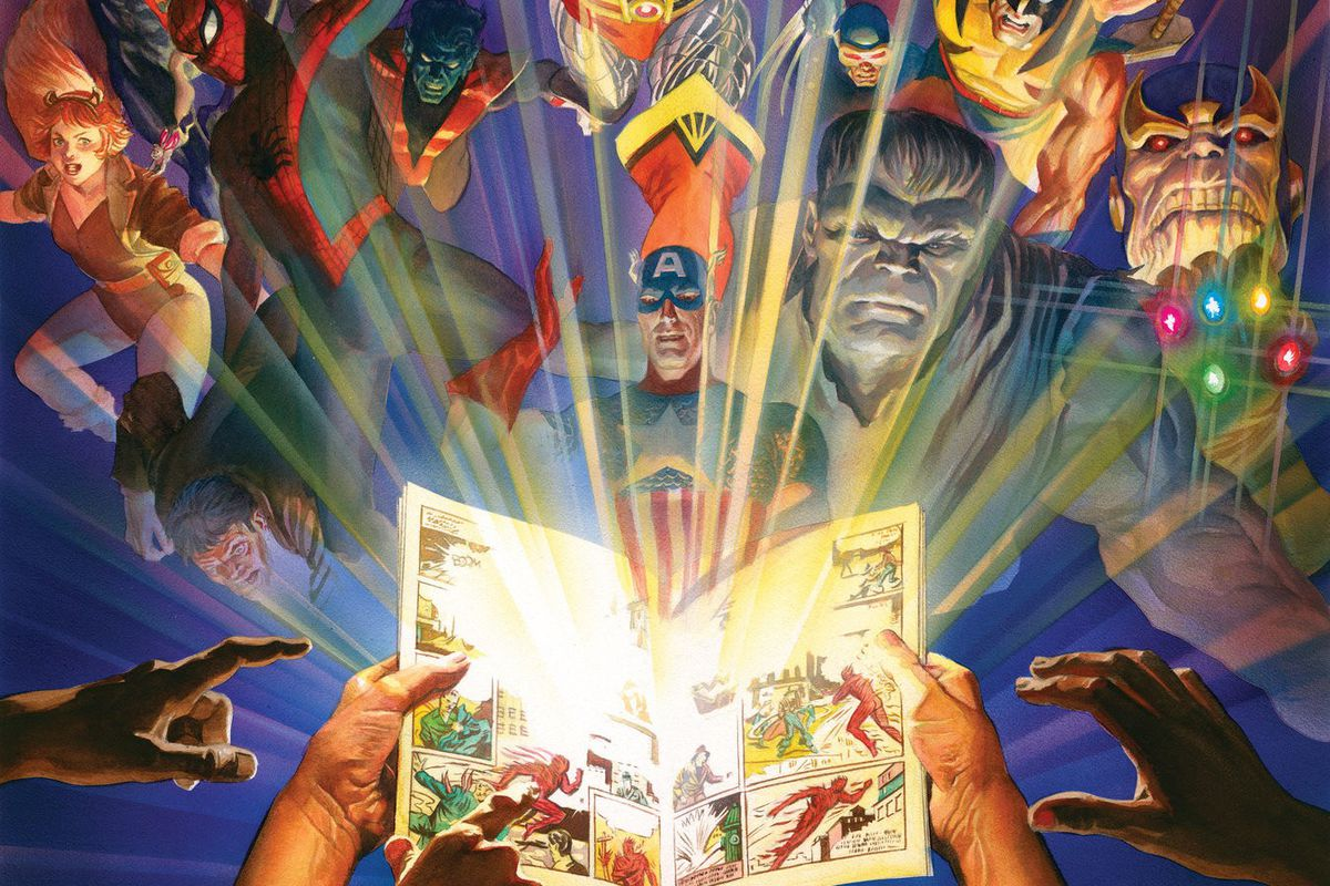 marvel announces its 80th birthday special  marvel comics