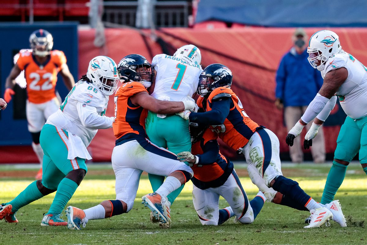Dolphins Vs Broncos Final Score Recap Immediate Reactions The Phinsider