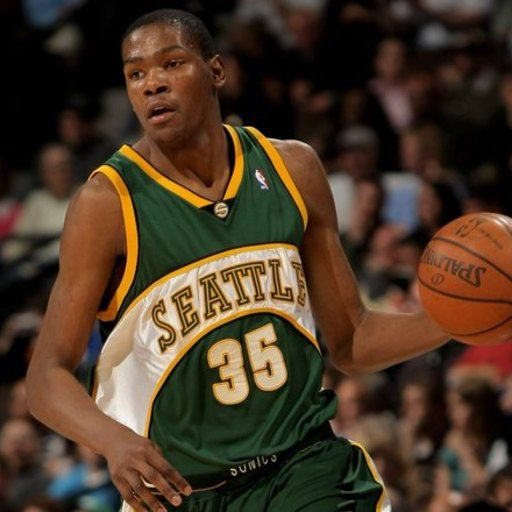 Kevin durant sonics .0