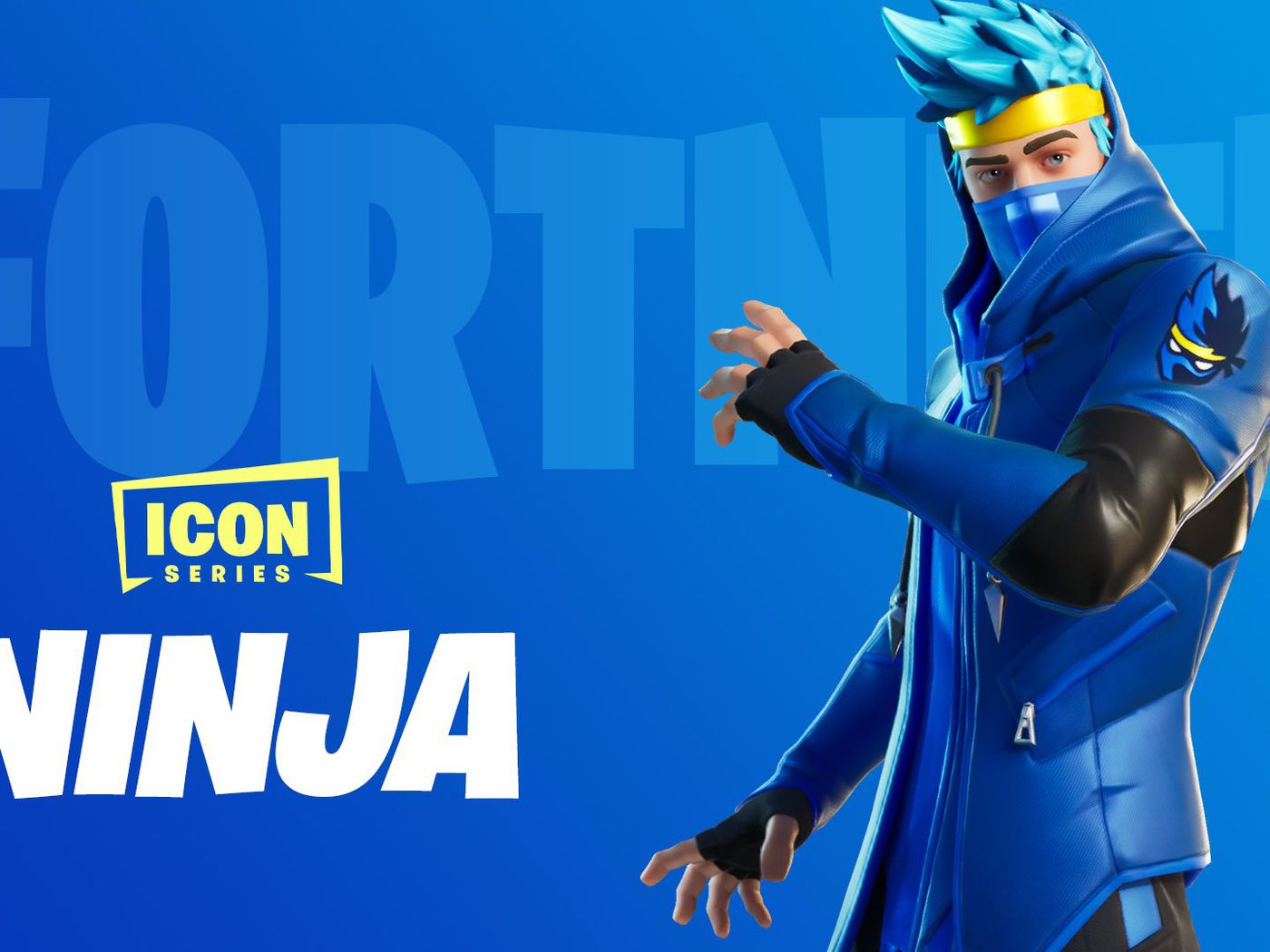 Fortnite S New Ninja Skin Is Another Step Toward Creating Its Ultimate Virtual World The Verge