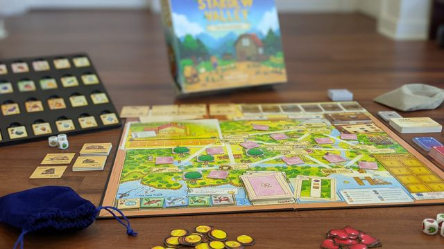 Surprise, Stardew Valley is a board game now