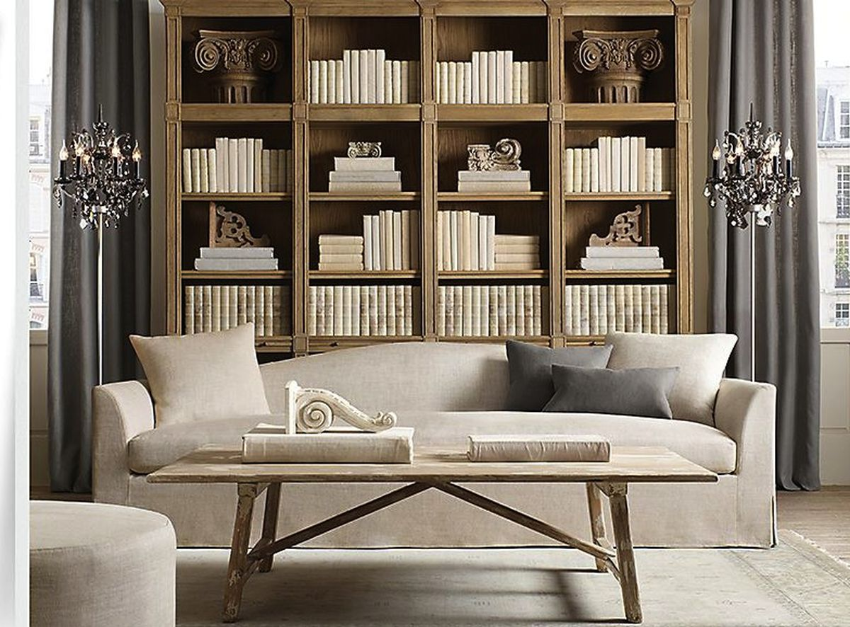 Why restoration hardware is lavishing millions on luxury stores and thanks to friedmans business gamble the company was able to turn itself completely around rh reported a net loss of over 35 million for the fiscal year malvernweather Image collections