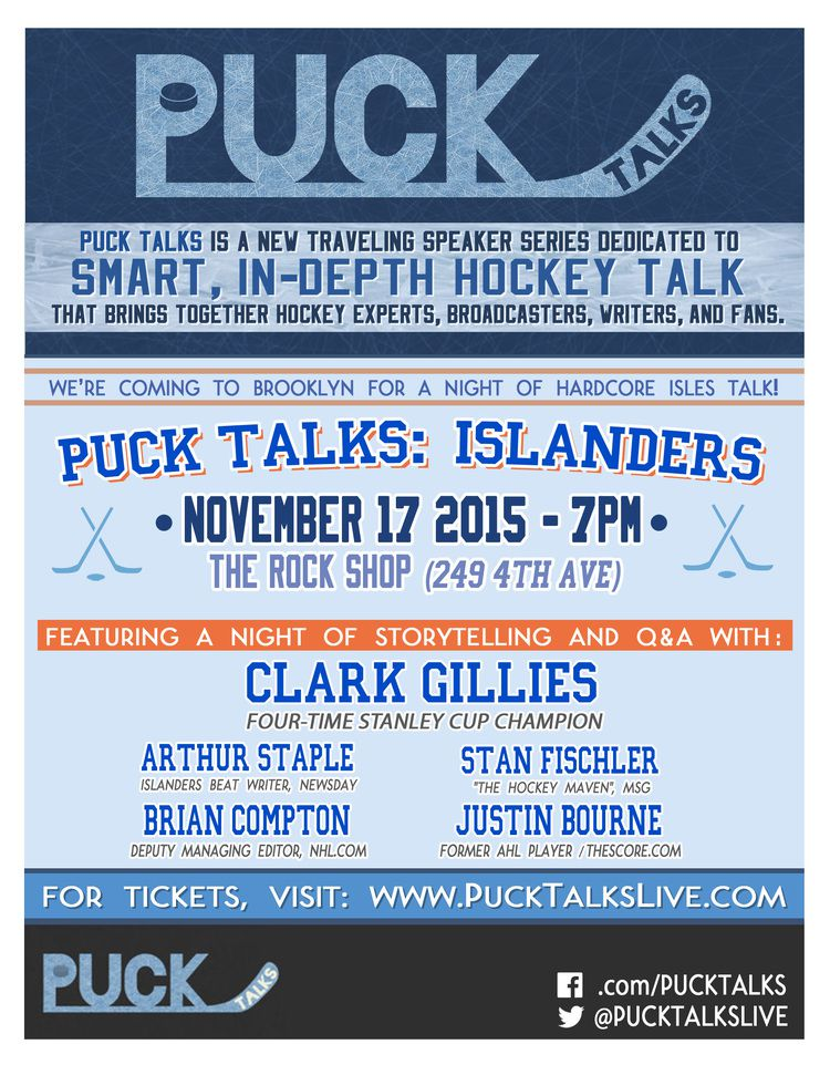 Puck Talk Islanders 2