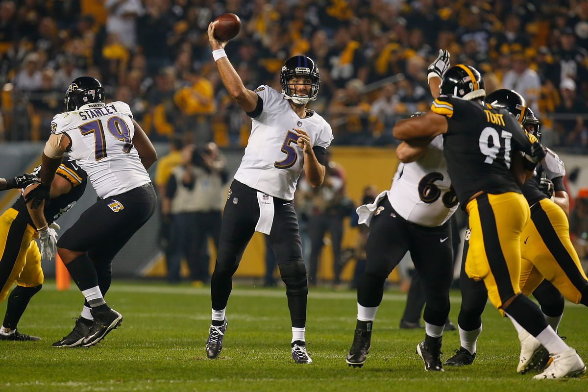 Ravens vs. Steelers 2018 results  Baltimore gets win on  Sunday ... d1e44ff10