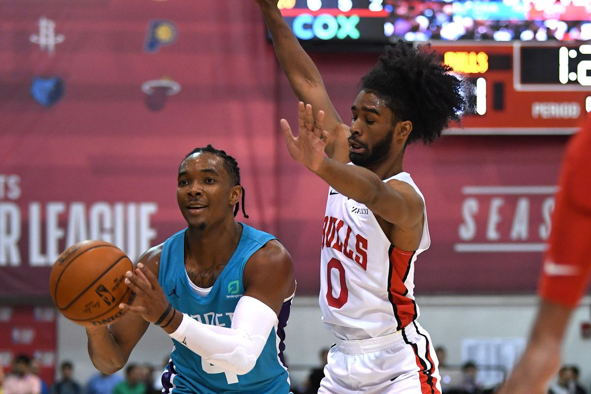 Preview: The Charlotte Hornets play a basketball game tonight